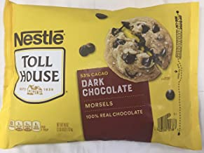 NESTLE TOLL HOUSE Dark Chocolate Morsels (40 Ounce)