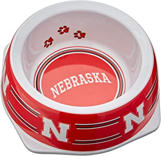 Sporty K9 Collegiate Nebraska Cornhuskers Pet Bowl, Small