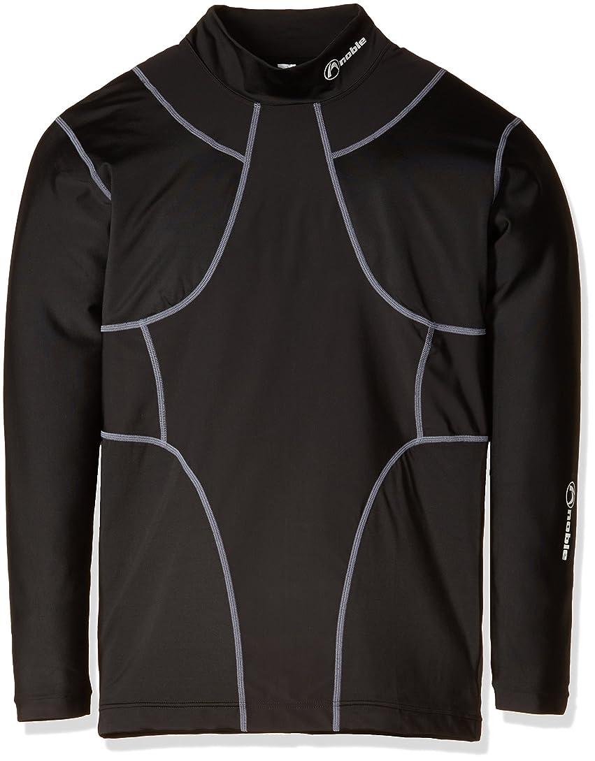 セーブペダルジョセフバンクス[ノーブル] オールインワン ロングスリーブシャツ TXII 黒 400405