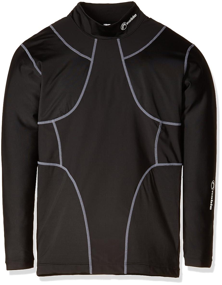 レオナルドダシャンパン科学的[ノーブル] オールインワン ロングスリーブシャツ TXII 黒 400405