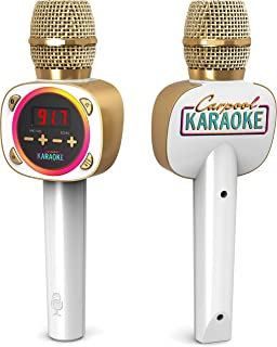 Best singing machine microphone not working Reviews