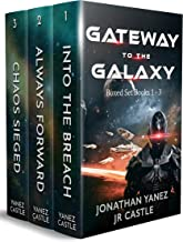 Gateway to the Galaxy Boxed Set (Gateway to the Galaxy Omnibus Book 1)