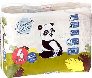 DIA PLANETA BEBE pañales 8-15 kgs talla 4 paquete 44 uds