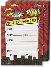 Best flash birthday invitations Reviews