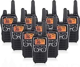 Midland T71VP3 36 Channel FRS Two-Way Radio – Up to 38 Mile Range Walkie Talkie..