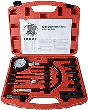 DA YUAN 17 pc Diesel Engine Compression Tester Kit Tool Set Automotive Compressor
