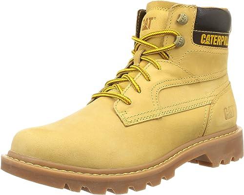 CAT Footwear Bridgeport, Bottes Chukka Homme, Marron (Honey Reset), 42 EU
