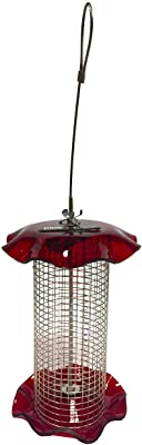 Friends Of Flight FF114 Bird Feeder, Red