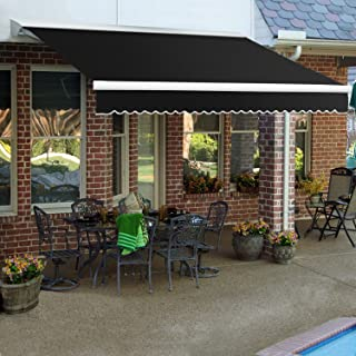 food truck retractable awning