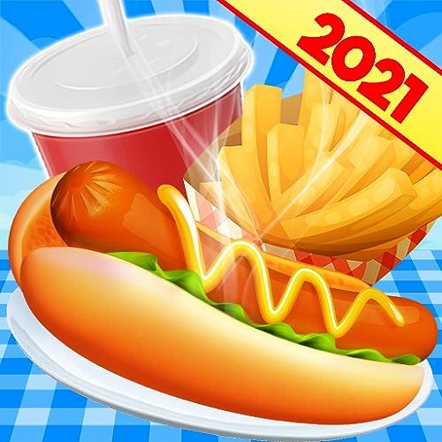Cozinhando Jogos Restaurante Chefe de cozinha: Cozinha Fast Food Fever