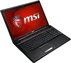 MSI G Series GP60 Leopard-010 15.6-Inch Laptop (Black)