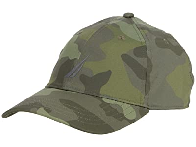 Nautica Camouflage J-Class Cap (Forest Night) Baseball Caps