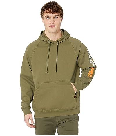 Timberland PRO Hood Honcho Sport Pullover (Burnt Olive) Men