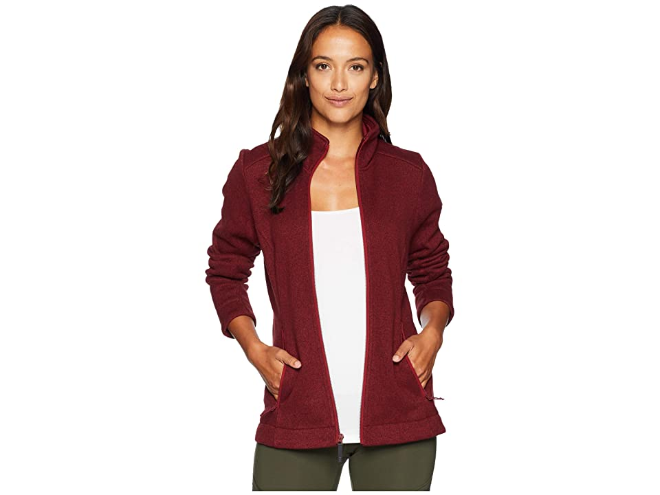 Helly Hansen Synnoeve Jacket 2.0 (Cabernet) Girl