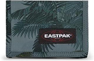 Eastpak Crew Single Portefeuille, 13 cm, Brize Grey (Gris)