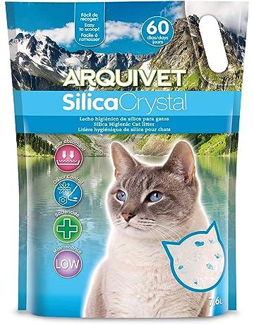 Amazon.es: Arena y limpieza del hogar - Gatos: Productos para mascotas: Cajas de arena y mucho más