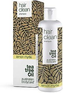 Australian Bodycare Hair Clean 250 ml | Tea Tree Oil + Lemon Myrtle | Schampo för daglig vård, effektiv vid mjäll, torr hå...