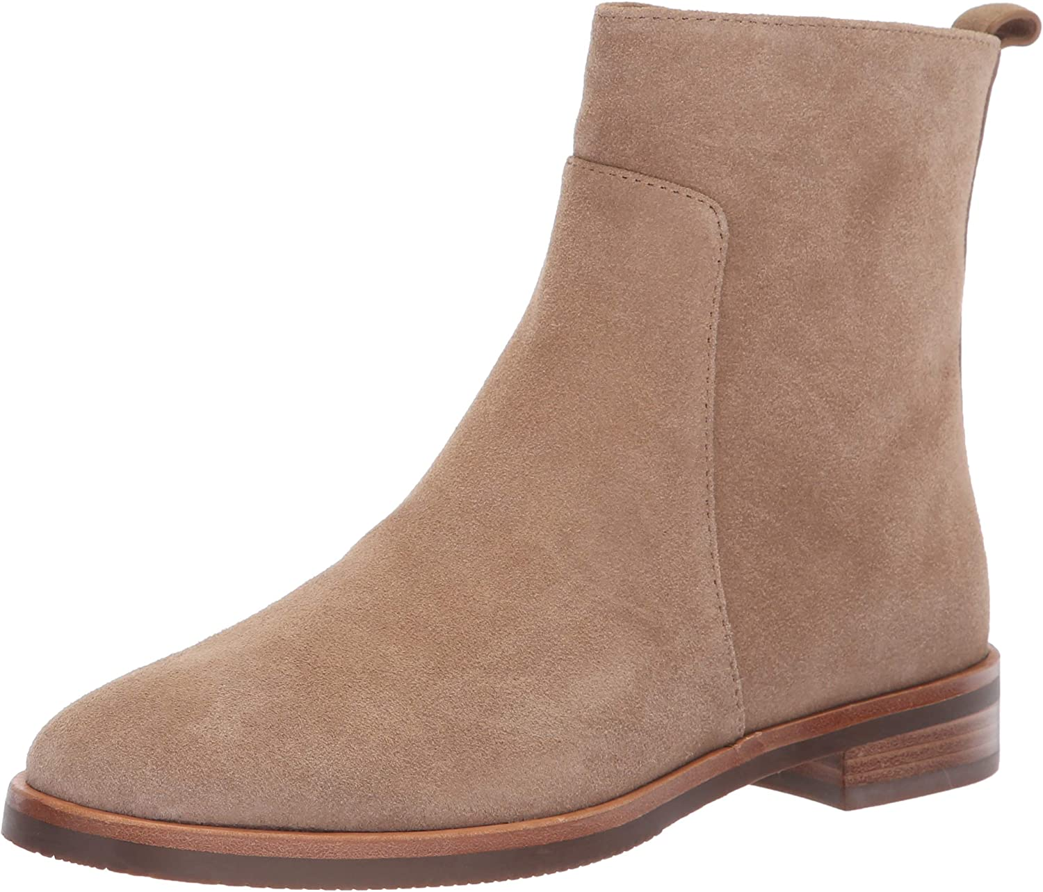 Gentle Souls Womens Terran Flat Ankle Bootie Ankle Boot