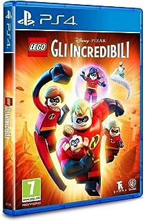 PS4 Lego Gli Incredibili - Classics - PlayStation 4