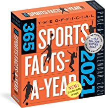Official 365 Sports Facts-A-Year Page-A-Day Calendar 2021 PDF