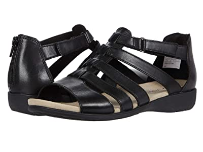 Aravon Abbey Gladiator (Black) Women
