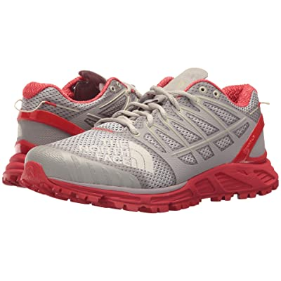 The North Face Ultra Endurance II (Ashes of Roses Grey/Juicy Red) Women