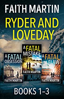 The Ryder and Loveday Series Books 1–3: Three gripping cozy mystery novels for fans of crime thrillers and box sets!