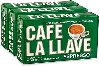 Best cafe la llave espresso brick Reviews