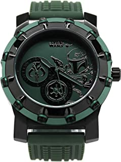 Boba Fett Mandalorian Stainless Steel Limited Edition Watch (BOB1212)