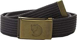 Kids Canvas Belt