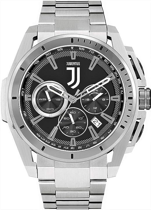Orologio juventus orologio da polso zebra - lowell prodotto originale P-J0455UN1