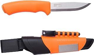 モーラ・ナイフ Mora knife Bushcraft Survival Orange