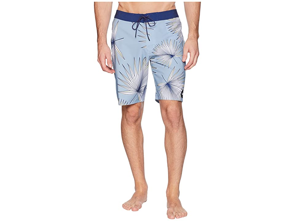 RVCA Varca 20 Boardshorts (Dusty Blue) Men