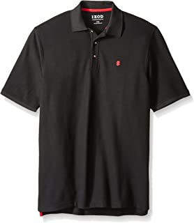 IZOD Men's Big and Tall Advantage Performance Solid Polo Shirt