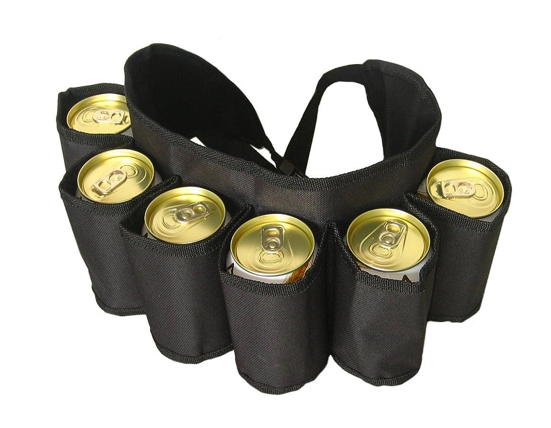 拍手するみなさんハチビール 酎ハイ 缶 ペットボトル 携帯 ホルダー ウエスト ポーチ ベルト