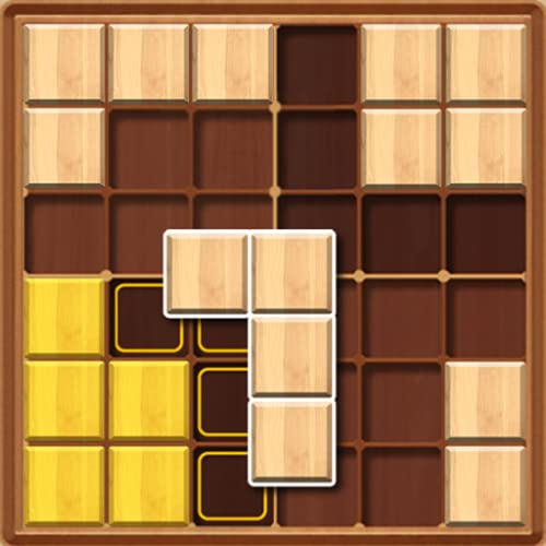 Wood Block Sudoku : Puzzle Game free