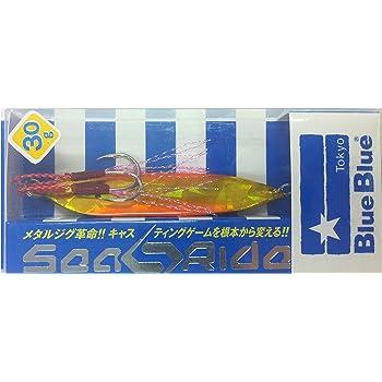 Blue Blue(ブルーブルー) メタルジグ ルアー シーライド Searide 30g