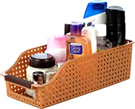 INOVERA (LABEL) Bathroom Cosmetic Organizer Storage Holder Rack Basket (Model 2)