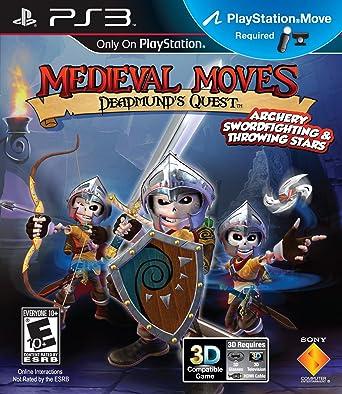 Nc Games 01061441549 Medieval Moves: Deadmund's Quest - Aventura - Morgrimm - Ação - Reino - Playstation 3