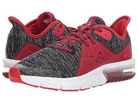 a9c5c068354 Nike Kids Air Max Sequent 3 (Big Kid) at Zappos.com