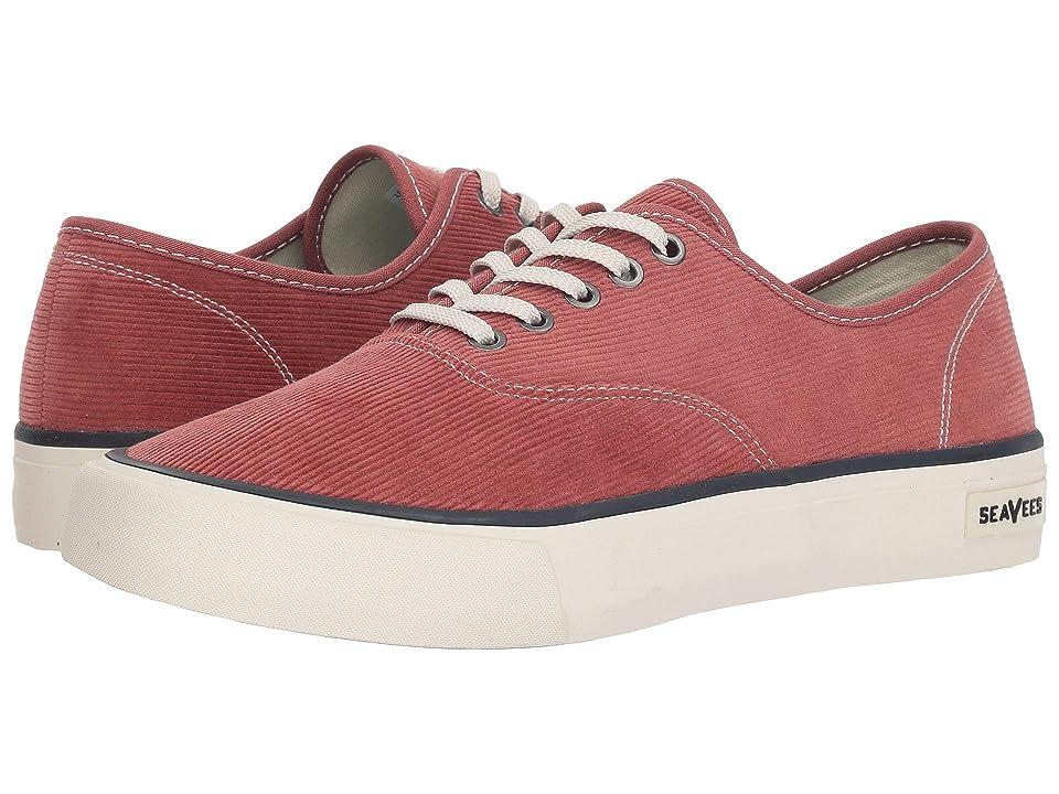 SeaVees Legend Sneaker Cordies (Red Ochre) Men