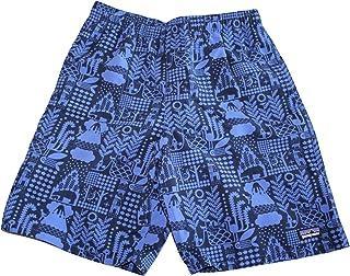 1813f78214 Patagonia Child Boy's Baggie Printed Shorts (X-Large 14) Swim Imperial Blue