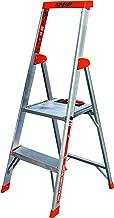 Flip-N-Lite 300-Pound Duty Rating Platform Stepladder, 4-Foot