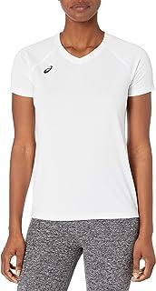 ASICS Women's Circuit 8 Warm-up Shirt