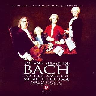 Sonata In Sol Minore Wq 132: Allegro (C.P.E. Bach)