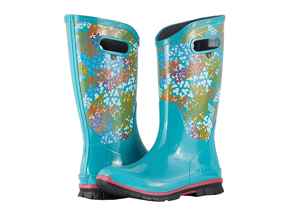 Bogs Berkley Footprints (Turquoise Multi) Women