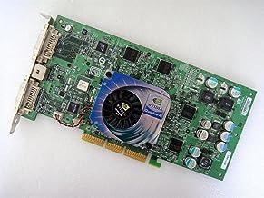 nVidia Quadro 4 980 XGL 980XGL Graphics Video VGA AGP 8X Card DDR 128MB HP 308961-003 313285-001
