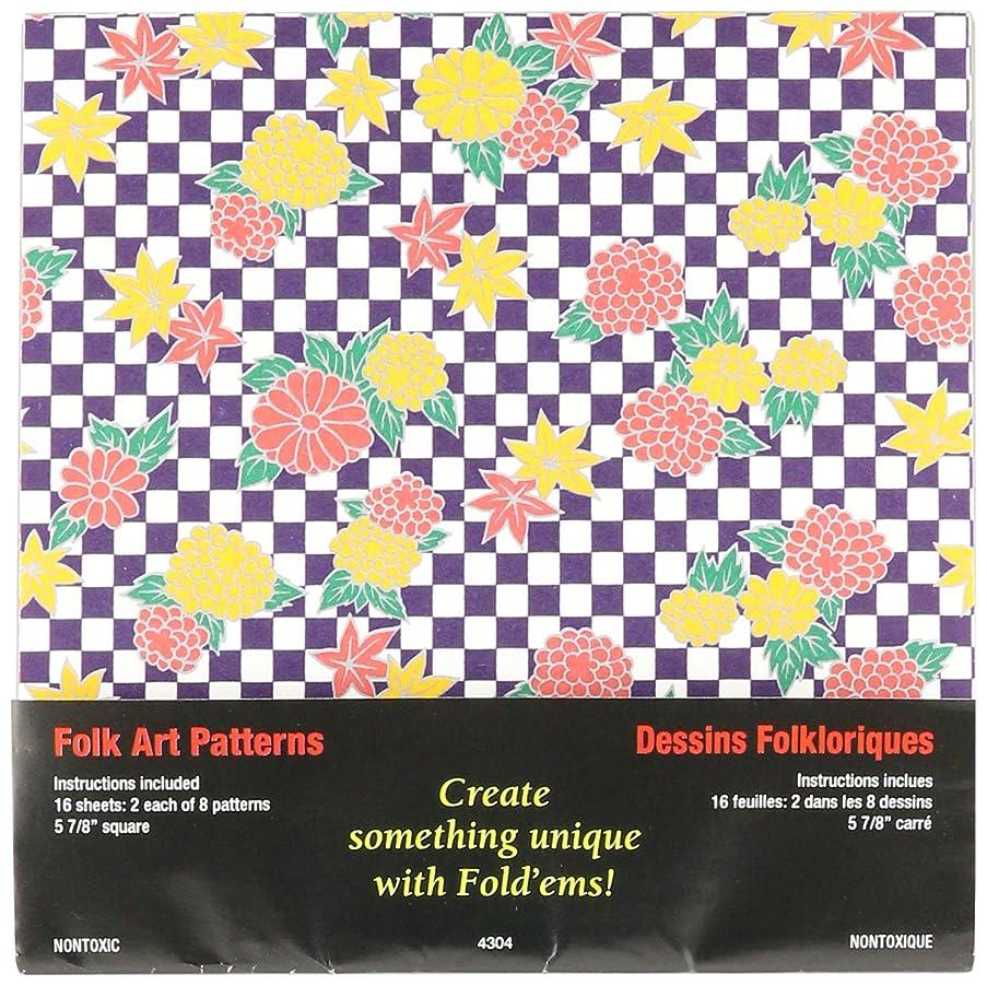 Yasutomo Fold 'EMS Origami Paper 5.875