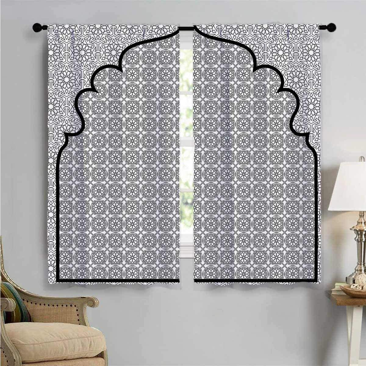 Blackout Window Boston Mall Curtain Turkish Decor Curtains At the price Mosaic Ottoman