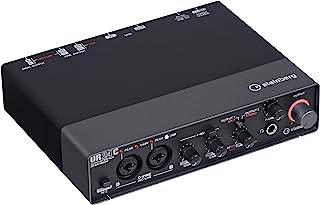 Steinberg UR24C 2x4 USB 3.0 Audio Interface with Cubase AI and Cubasis LE